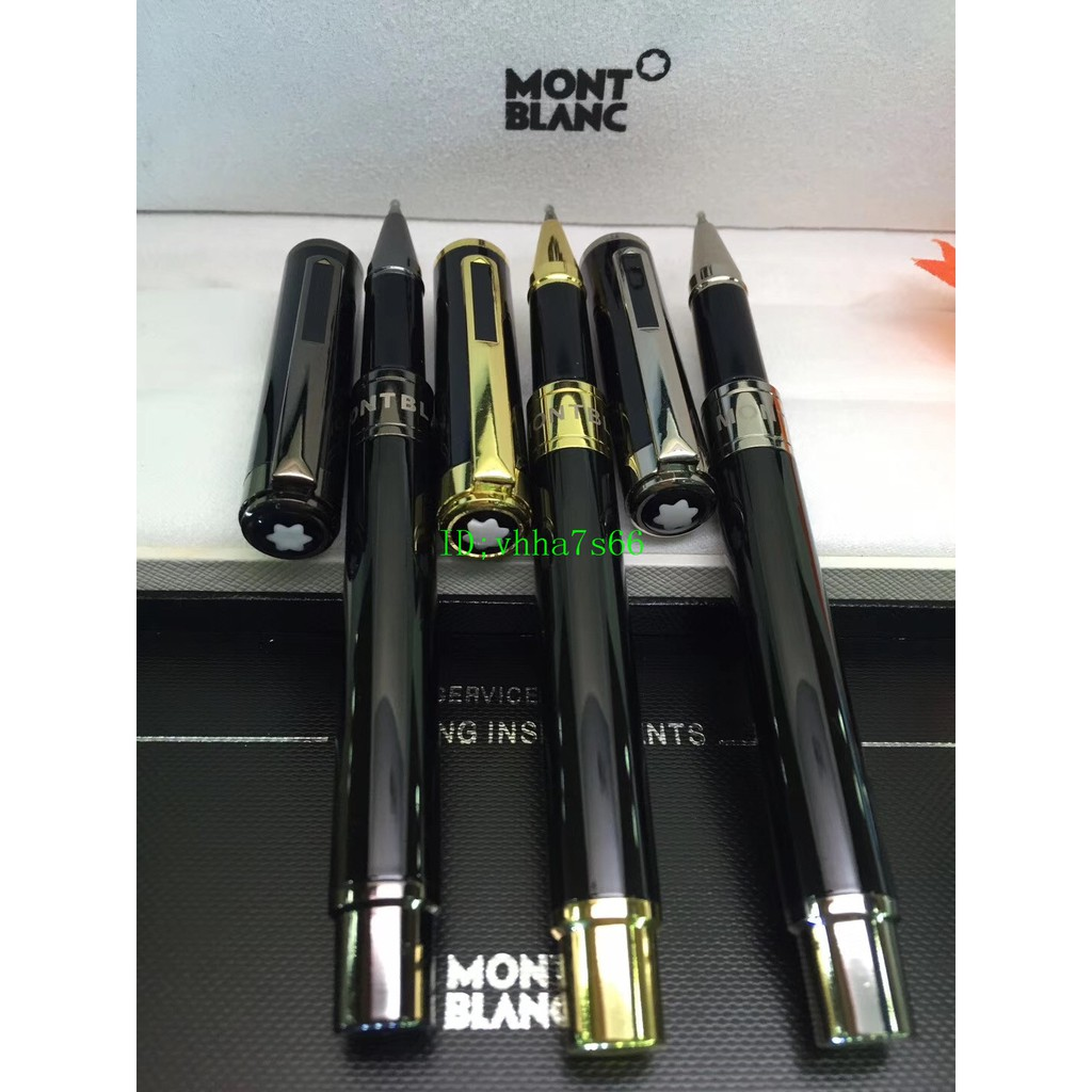 原廠新款專櫃同步#萬寶龍#大師傑作 推出 免運 Montblanc 萬寶龍 筆新款筆 簽字筆 原子筆 寶珠筆'鋼筆送禮盒