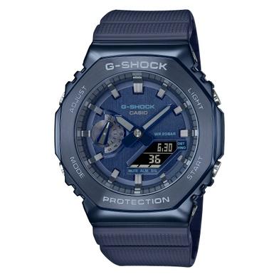 【奇異SHOPS】CASIO G-SHOCK 簡約獨特金屬質感八角型錶殼 GM-2100N-2A
