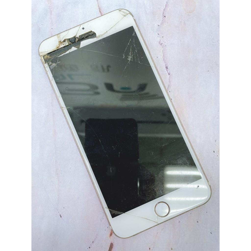 IPhone 6S PLUS 5.5 粉 #零件機 #漢口店 89319