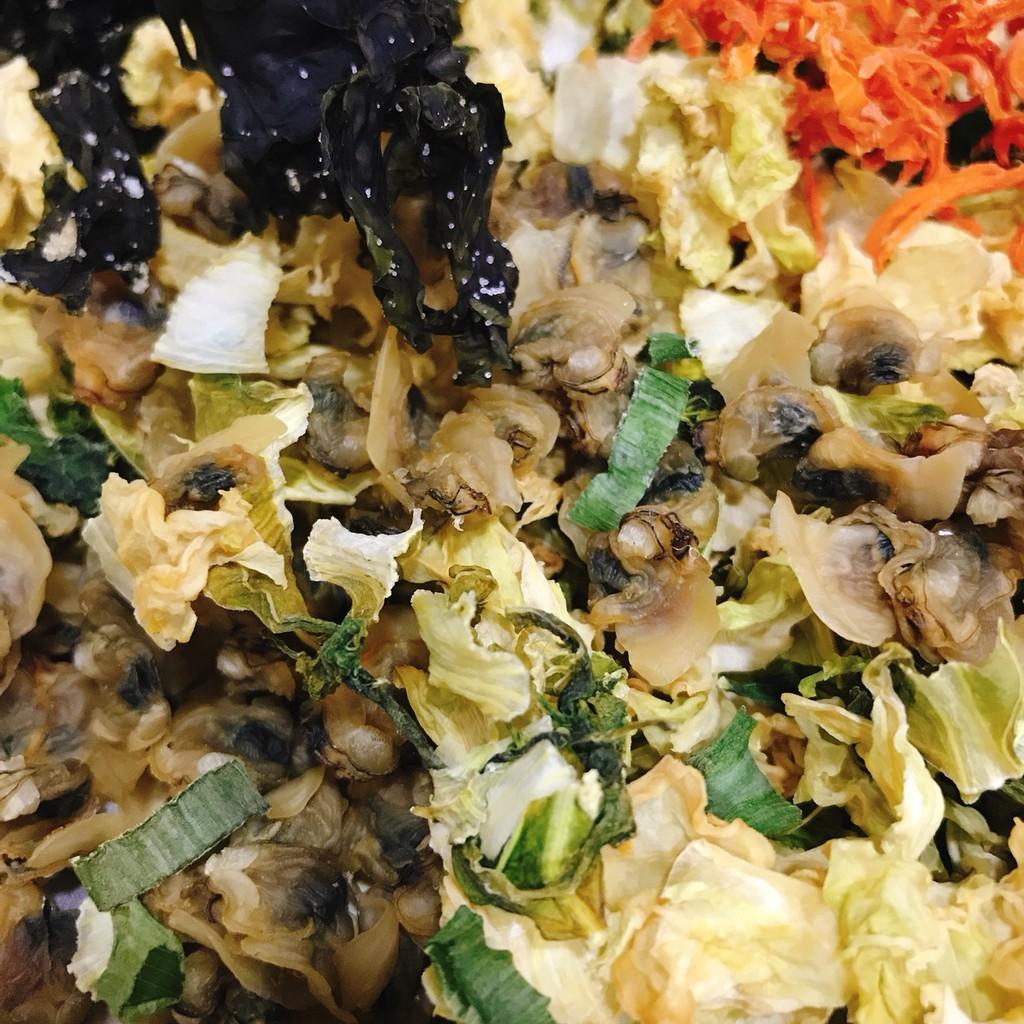 【愛花果】鮮嚐蛤蜊蔬菜湯包