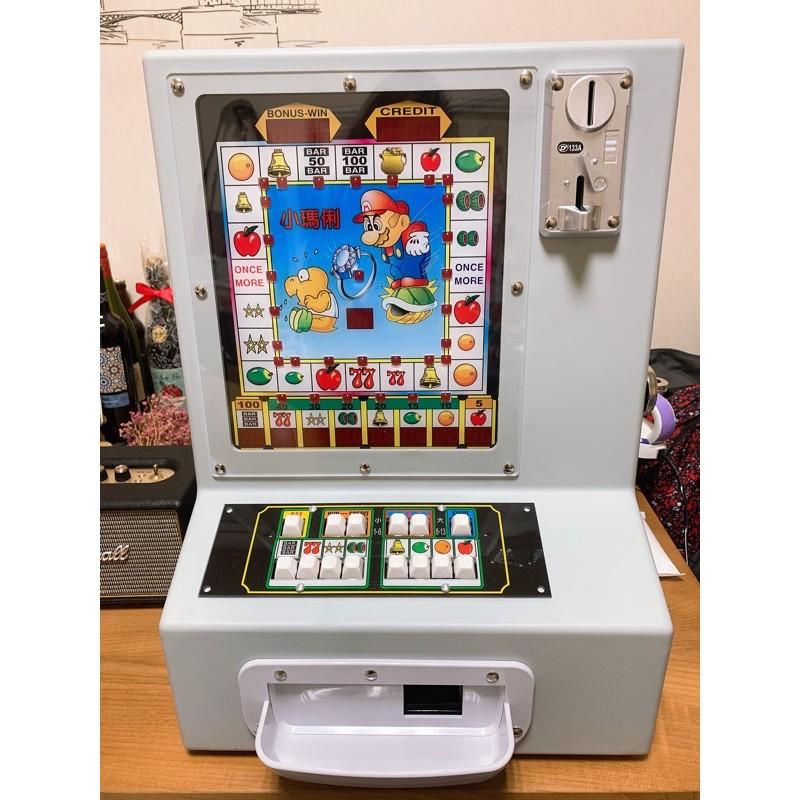 小瑪莉-存錢-懷舊遊戲機台/10元投幣式