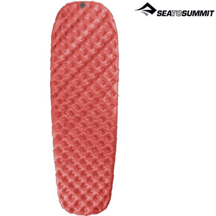 Sea to Summit 超輕量系列-女款加強版 R 椒紅 登山睡墊/充氣睡墊 STSAMULINS_WR