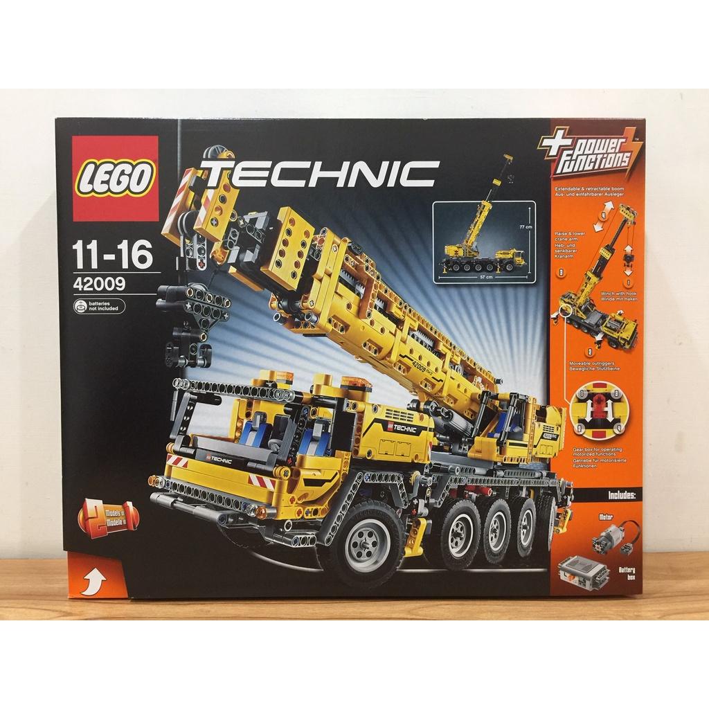 LEGO 樂高 42009 起重機 現貨