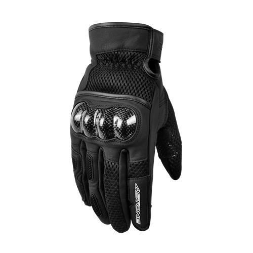【ASTONE】KC55 (黑) 觸控透氣防摔手套 夏季手套