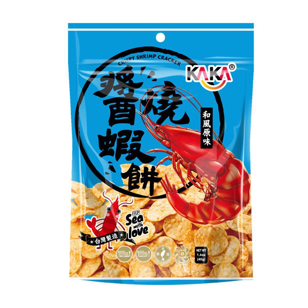 (S)KAKA醬燒蝦餅(和風原味)