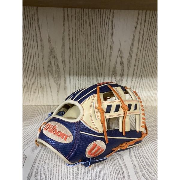 Wilson A2000 JA27 蛇皮壓紋 內野手套 棒球手套 十字檔 棒壘球手套 美規 硬式 MLB A2K