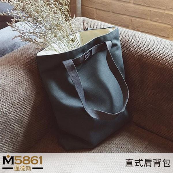 【帆布包】純棉 SHUOBU 帆布袋 側背包 肩背包/肩背+手提/深灰