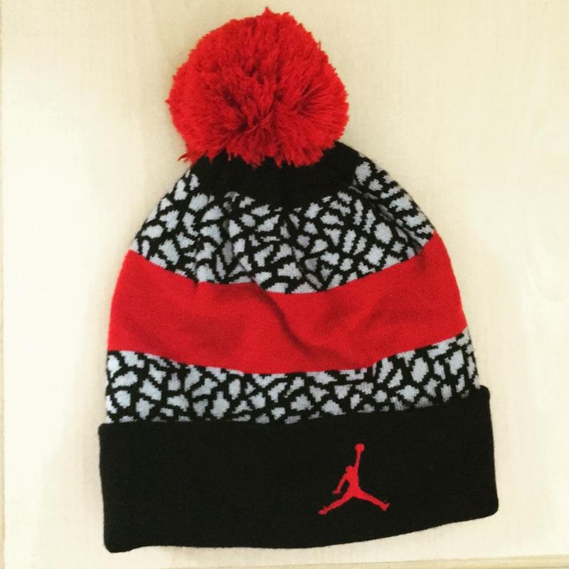 正版 Jordan 毛帽