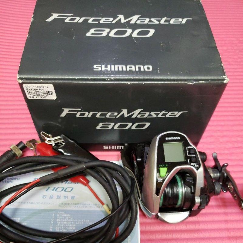 SHIMANO FM800手持型電動捲線器 二手捲線器
