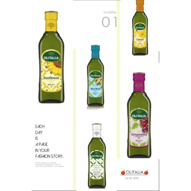 💕【奧利塔】🍭限量特賣🍭頂級葵花油/初榨橄欖油/老樹橄欖油/玄米油/葡萄籽油500ml
