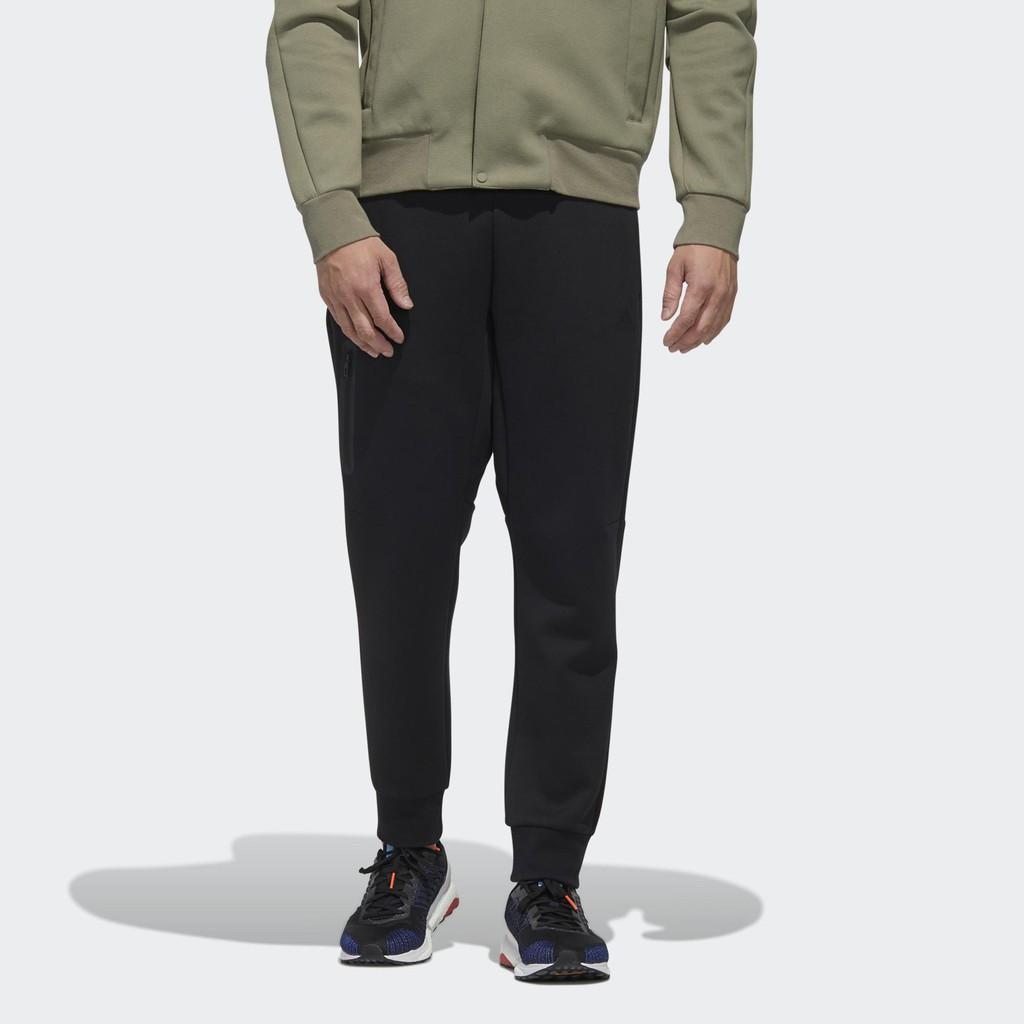 【全能MAX】ADIDAS 男 MUST HAVES ID 運動長褲 專業運動 訓練 休閒 黑-GM4475