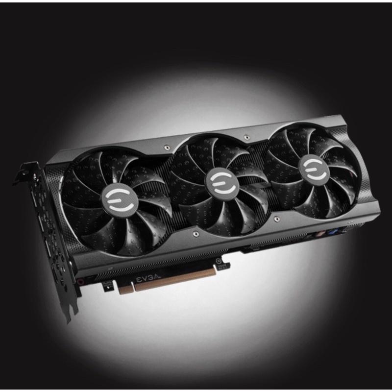 EVGA GeForce RTX 3060Ti FTW3 ULTRA GAMING 08G-P5-3667-KL顯示卡
