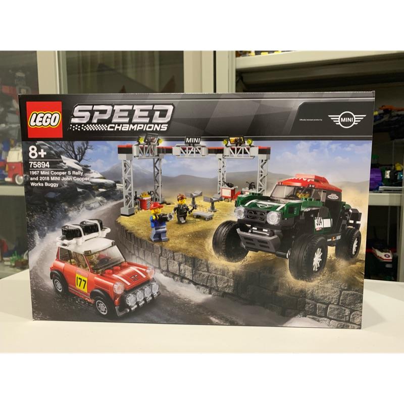 ★董仔樂高★ LEGO 75894 SPEED 全新現貨