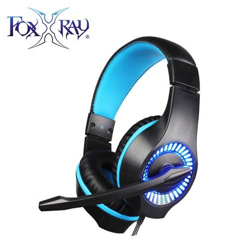 【FOXXRAY 狐鐳】戰斧響狐電競耳機麥克風(FXR-BAL-35)
