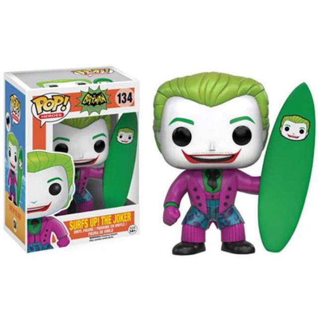 柴寶趣 現貨 FUNKO POP 134 衝浪 小丑 JOKER 蝙蝠俠 BATMAN DC 澳洲空運 正版