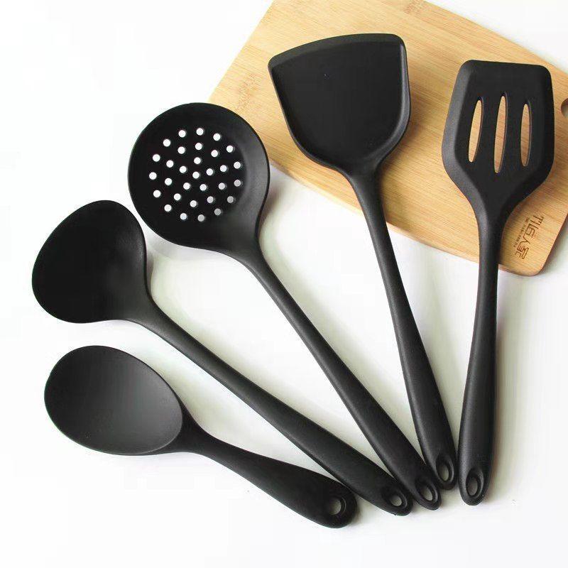現貨熱銷    簡約灰色 料理用具系列 neoflam fika搭配 耐熱矽膠 廚房用品 料理器具