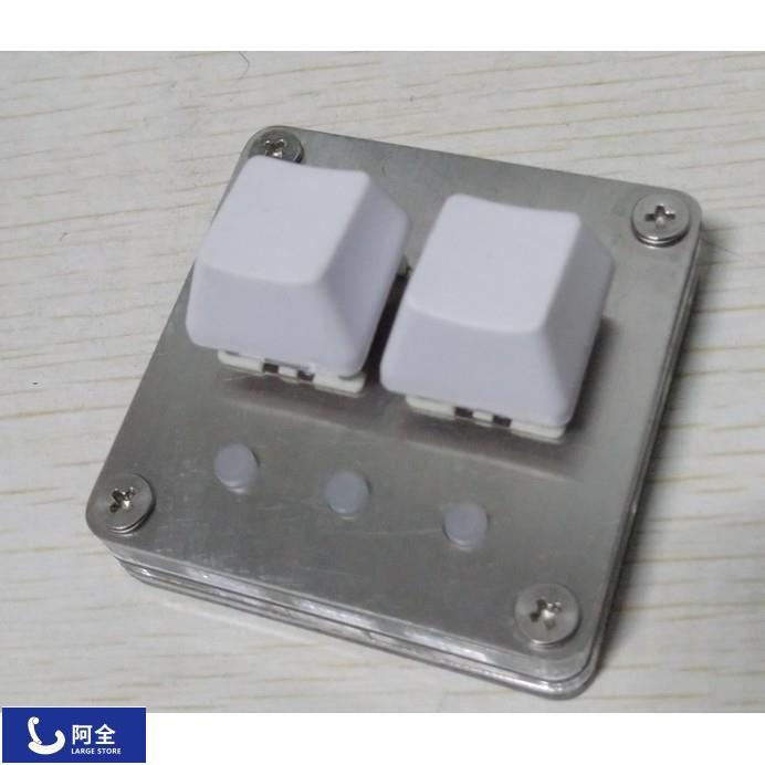 【阿全】421【SimShop】SimPad v2 - osu! OSU 鍵盤 觸盤 機械 音游 復讀