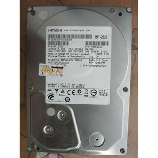 HITACHI日立 3.5吋外接硬碟1TB HDS721010CLA332 正常良好 台南市