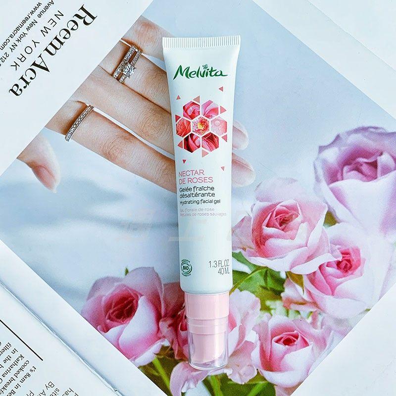 法國代購 Melvita蜜葳特 王者玫瑰凝水蜜霜