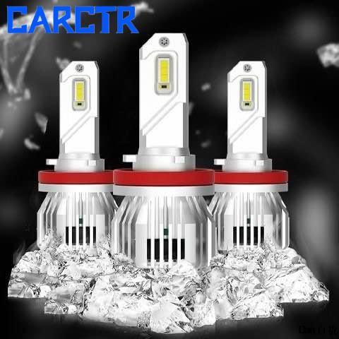 ▼CAR CTR▼U9大功率55W H7改裝前照燈 LED汽車大燈 頭燈 機車 汽車 H1 H3 H