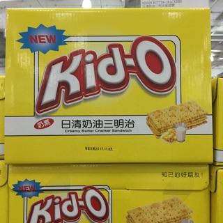 【日青小舖】日清奶油三明治家庭號68包1.27公斤 台北市
