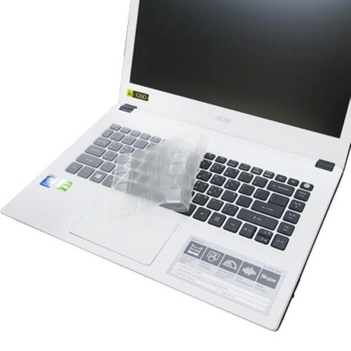 【Ezstick】ACER Aspire E15 E5-532G 專利透氣奈米銀抗菌TPU 鍵盤保護膜 鍵盤膜