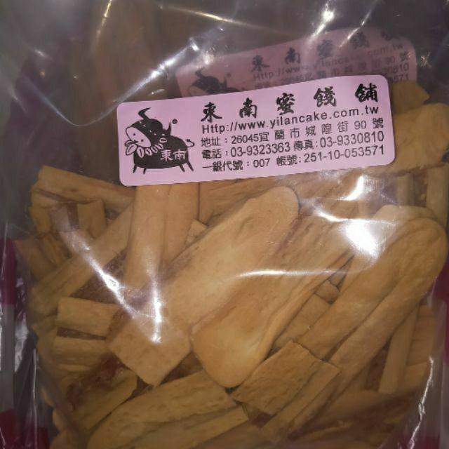 宜蘭名產 東南蜜餞舖 NG牛舌餅(原味)600 g / 朝峰餅舖 特大包NG(蜂蜜芝麻)800g