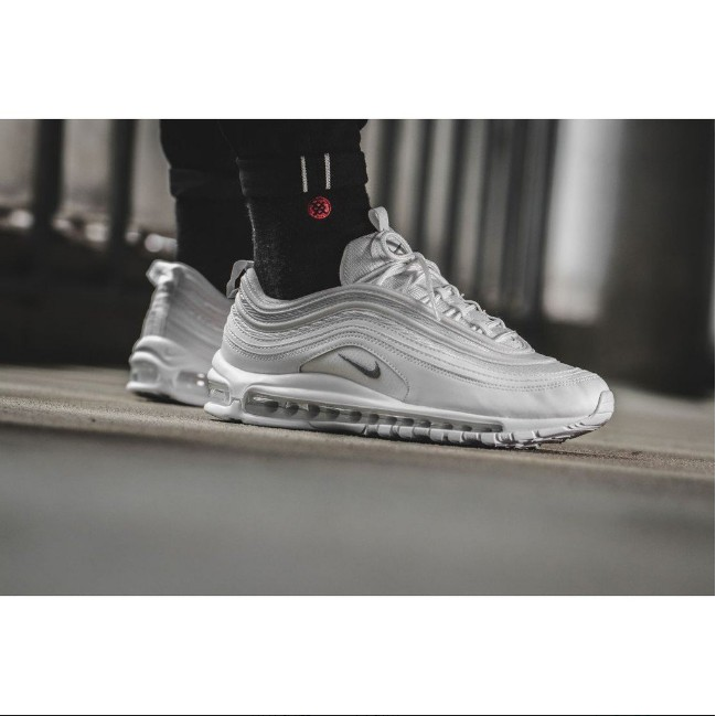 Best Replica Off White x Nike Air Max 97 Black Pinterest