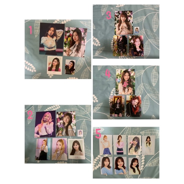 [出清]IZ*ONE izone 演唱會 藍光 DVD 明信片 拍立得 小卡  證件照  四輯智能卡 閃卡 普卡 滿額卡