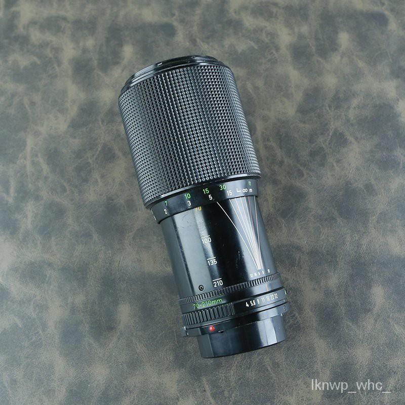 Canon/佳能FD卡口70-150/210/300手動變焦長焦單反鏡頭現貨免運