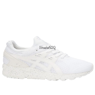 ASICS 男女 GEL-KAYANO TRAINER EVO 白【A-KAY0 23折】【H6M4N-0101】