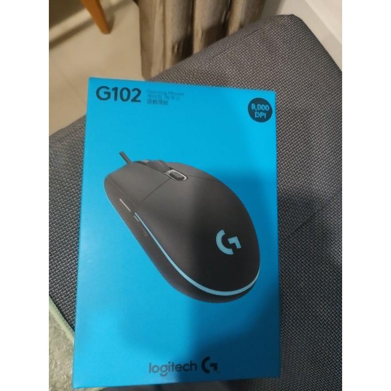 全新品 ~ 羅技 G102 有線電競滑鼠