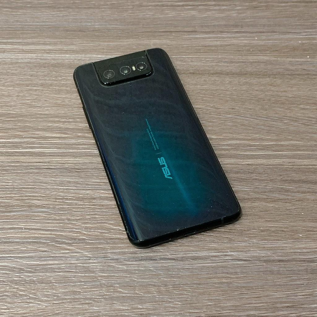 〖當日出貨〗ASUS Zenfone7 (ZS670KS) 128G 黑 二手機