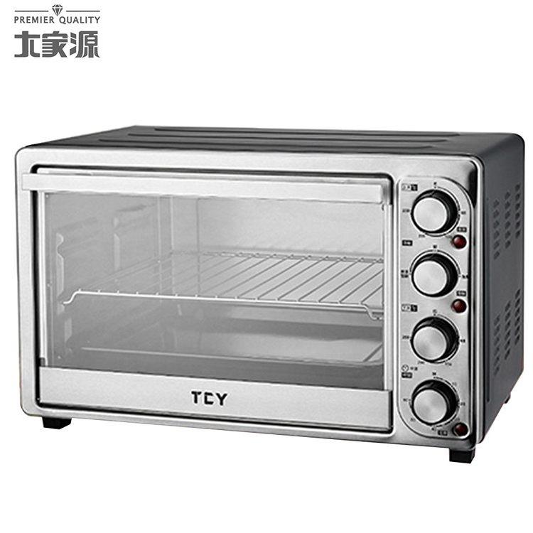 大家源 35L旋風雙溫控專業電烤箱 TCY-3809 (免運)