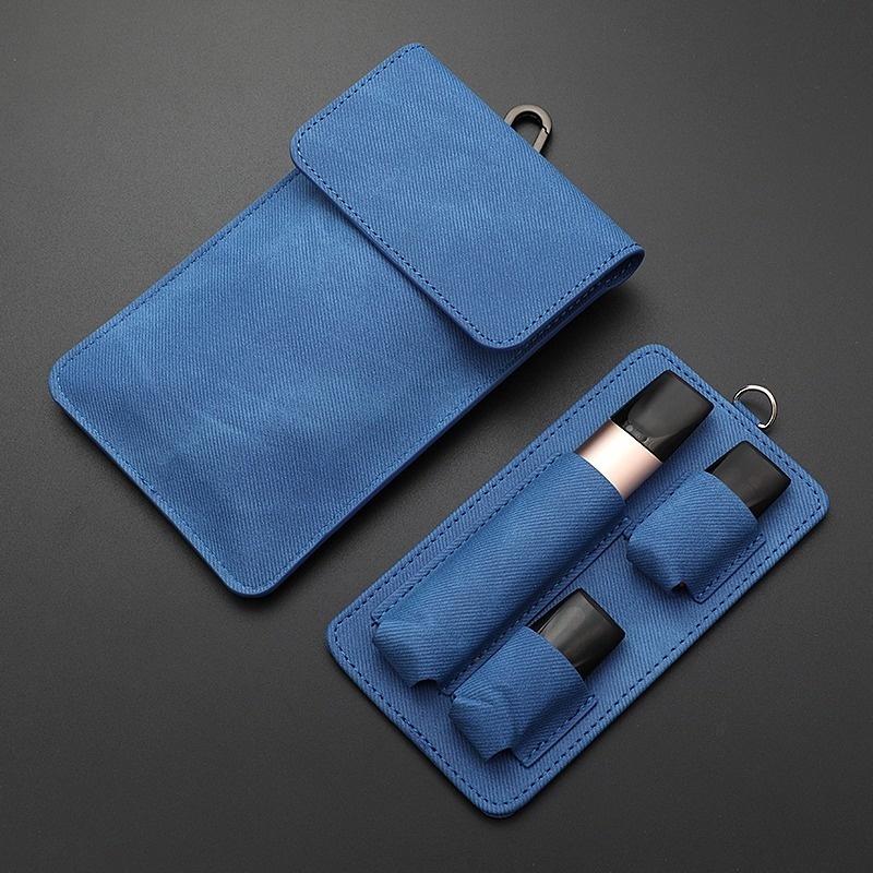 relx悅刻煙桿收納袋  柚子yooz機身煙桿收納保護袋 通用便攜簡約防塵防丟弓單收納保護袋