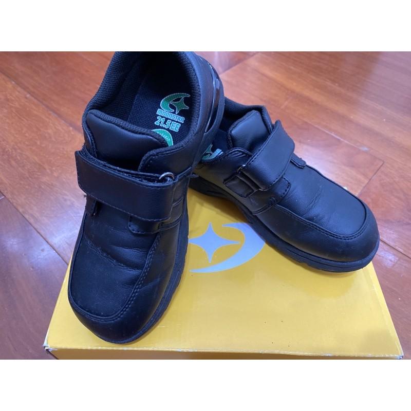 moonstar /月星 日本 二手 機能 現貨 皮鞋 畢業典禮必備 男鞋 童鞋 附鞋盒