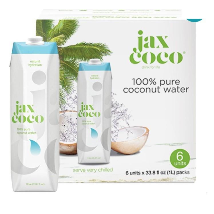 【Costco】 Jax CoCo 純天然青椰子水 純天然 青椰子水 訜士高 Jaxcoco Coconut 椰子水