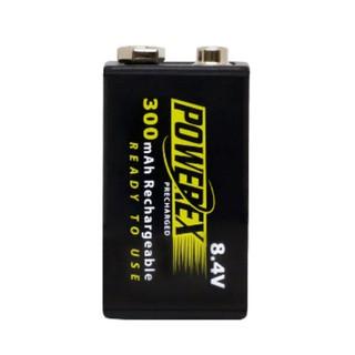 【MAHA-POWEREX】8.4V低自放PRECHARGED鎳氫充電池MHR84VP(300) 新北市