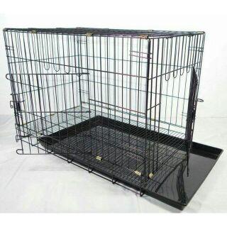 現貨✨1.5尺/ 2尺/ 2.5尺/ 3尺 活動 折疊式 褶疊式 狗籠 貓籠 兔籠 寵物籠 台南市