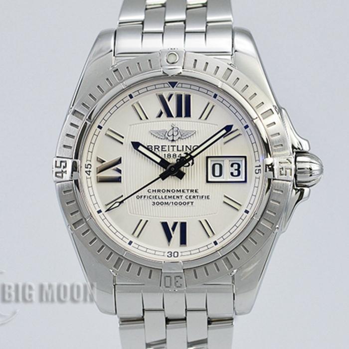 ◤奢侈手錶◢Breitling百年靈男士手錶自動機械A49350二手錶原裝正品