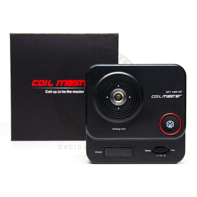🌹芸ㄦ小舖🌹【原廠正品】 Coil Master 521 mini V2 歐姆機