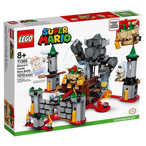 LEGO 樂高 Super Mario瑪莉歐 -71369庫巴魔王的城堡對決