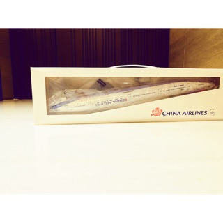 華航全新開封檢查過model airplane Boeing 777-300 Scale 1/ 200 台北市
