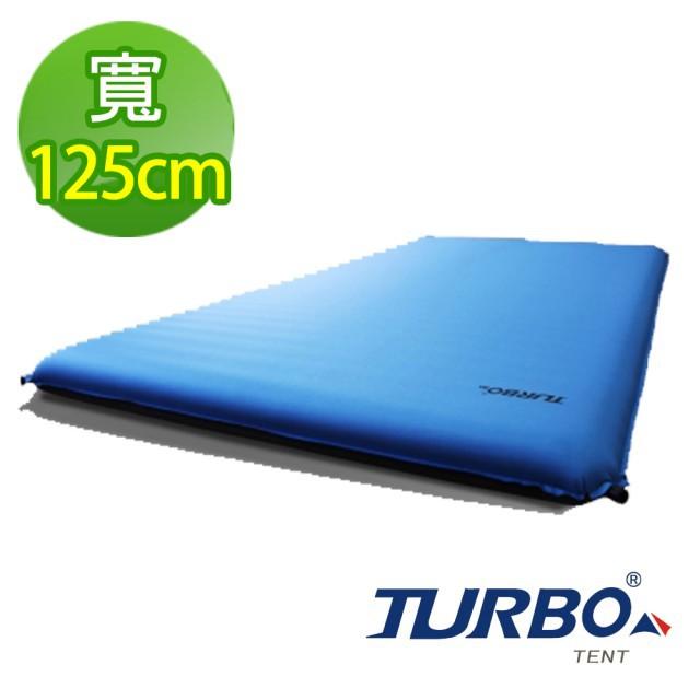 【Turbo Tent】Mat 125自動充氣泡綿睡墊