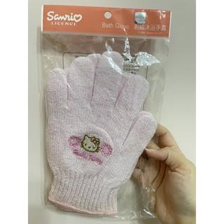 三麗鷗-刺繡沐浴手套🧤 新北市