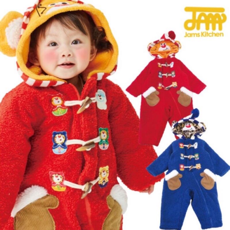 Jam 日本童裝 正品 日本購回