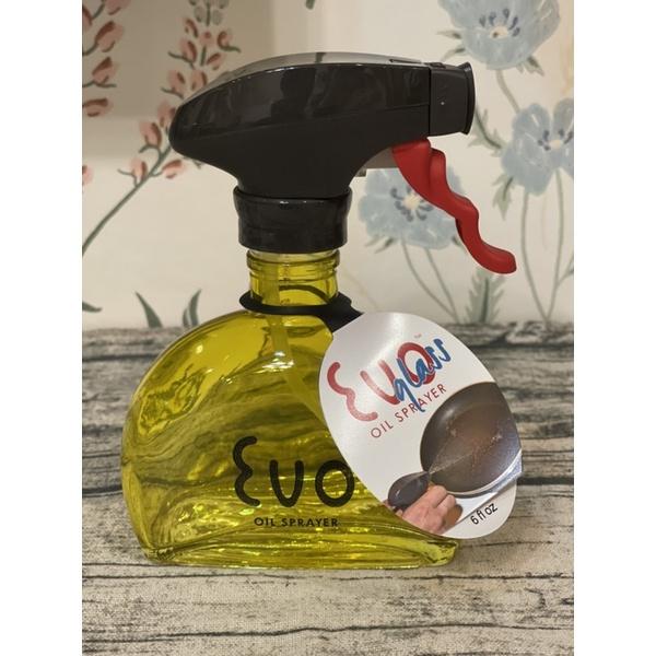 {自宅選物 自在購物 }《現貨》 美國Evo 噴油瓶 玻璃噴油瓶 氣炸鍋、露營 廚房