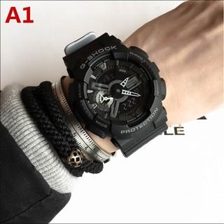 【擡手亮燈】CASIO卡西歐手錶 G-SHOCK GA-110LP-1A 戶外運動多功能防水錶 男生手錶 情侶對錶