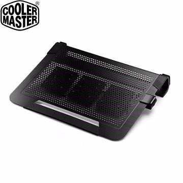 【宏華資訊廣場】Cooler Master酷碼 - Notepal U3 PLUS 全鋁筆電散熱墊
