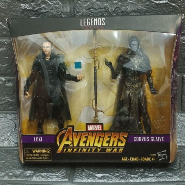 『致格殿』 Marvel legends 洛基 亡刃將軍 黑矮星 BAF 暗夜比隣星 烏木侯 薩諾斯 魔雷基 終局之戰